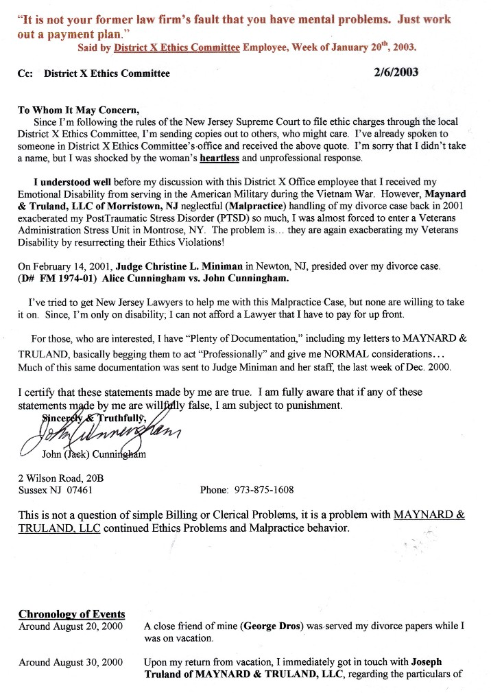 Letter to governor james mcgreevey his attorney general and the letterfeb2001details1g thecheapjerseys Choice Image